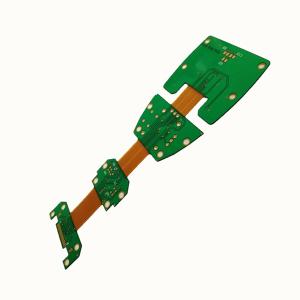 Custom rigid flex PCB with ENIG finsihed | Top Circuits Technology