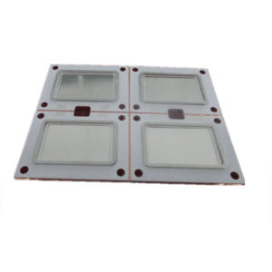 1 6mm thermoelectric separation copper based PCB,ENIG